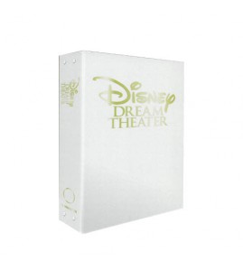 Disney Dream Theater - 藏書夾
