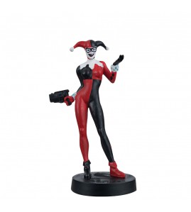 DC issue 5 Harley Quinn Figurine