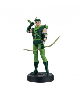DC issue 8 Green Arrow Figurine
