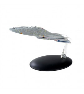 Issue 6 - U.S.S. Voyager NCC-74656 Model Ship