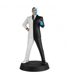 Issue 10 - Two-Face Figurine (Batman Animated)