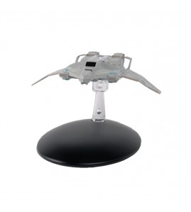 Issue 68 -  Federation Attack Fighter Starship Model