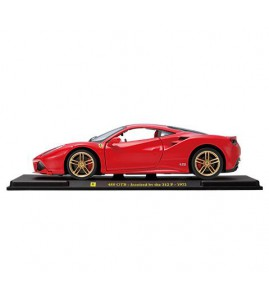Le Grandi Ferrari Collection Issue 36 - 488 GTB-INSPIRED BY THE 312 P 1972